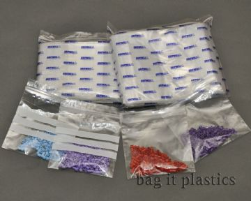 GRIP SEAL BAGS GRIPWELL WRITE ON PANEL RESEALABLE PLASTIC BAG FOOD SAFE
